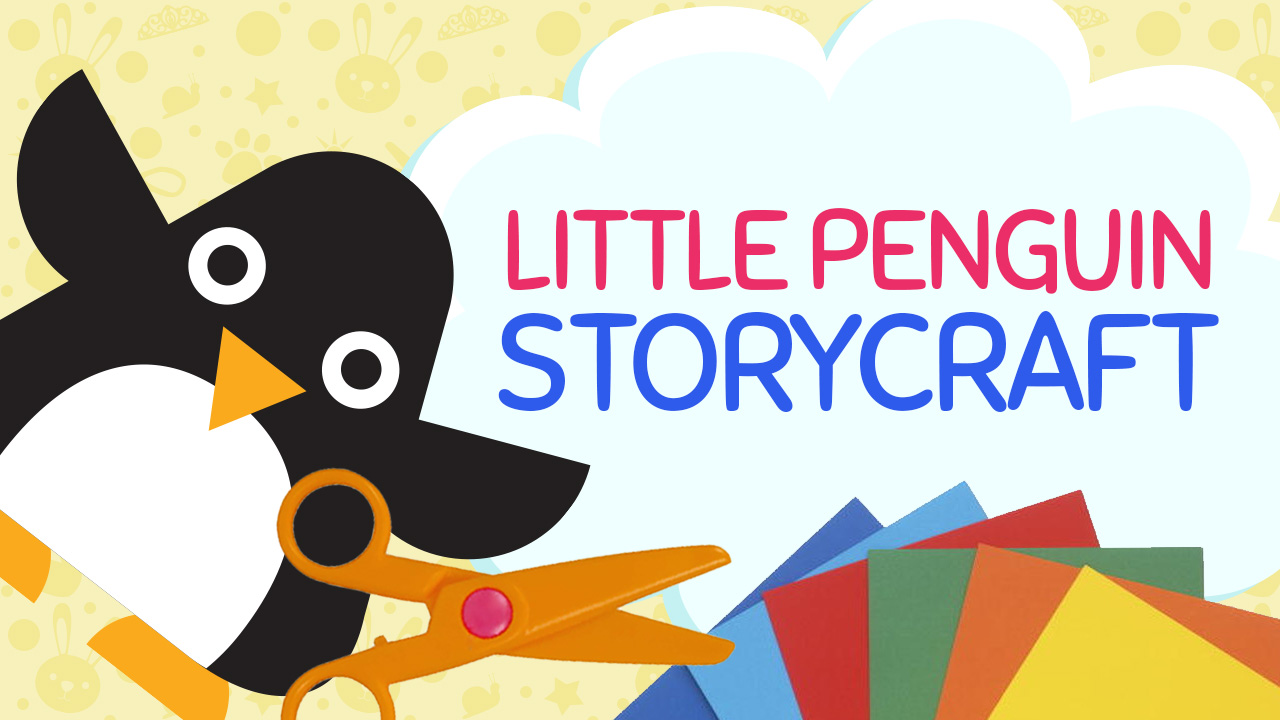 Penguin Craft for Kids Craft Templates – Penguin Template